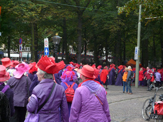 The Dutch Chapter of the Red Hat Society