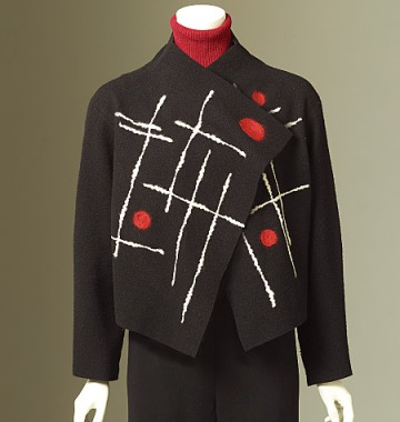 Original Marcy Tilton Vogue jacket
