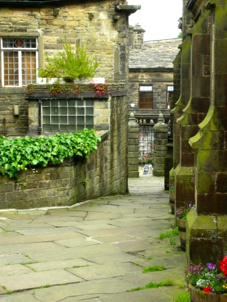 Haworth - The Bronte's home village