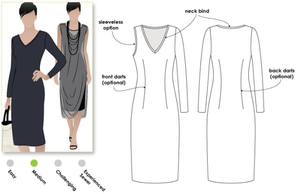 CLEO-DRESS